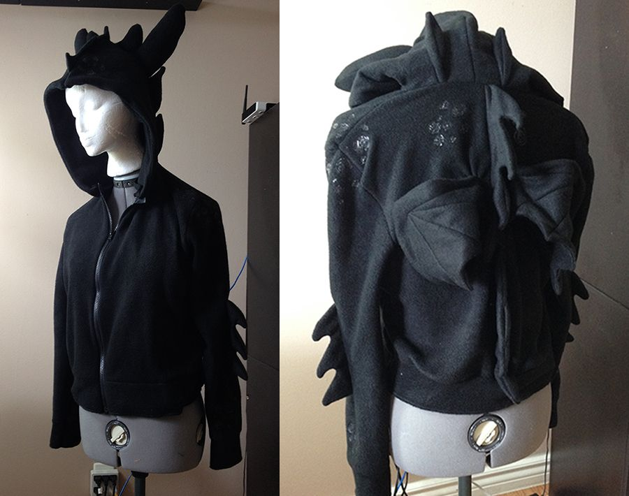 How to train your dragon toothless custom hoodie by kitamon how to train your dragon toothless custom hoodie ccuart Image collections