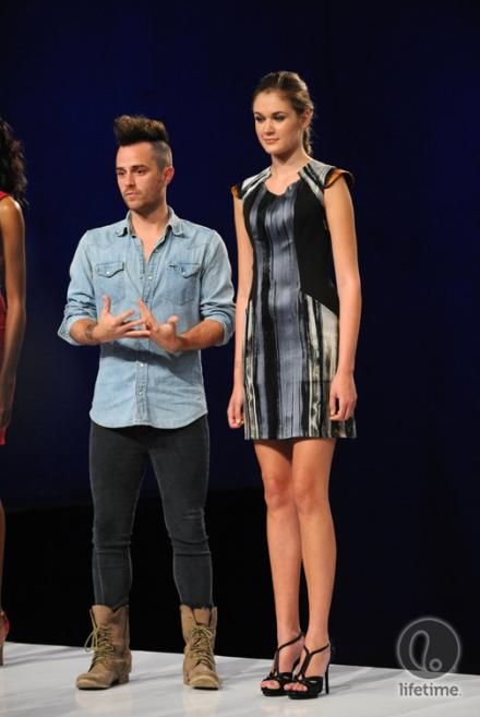 Anthony Ryan Auld wins the Project Runway All Stars challenge for ...