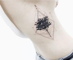 geometric | tattoo | Tattoos, Flower tattoos, Geometric