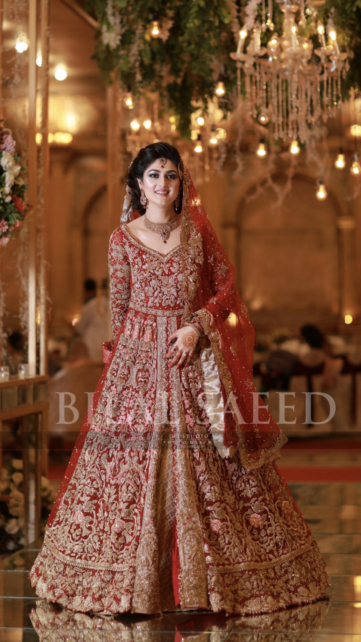 Barat Bride Bridal Dresses Pakistan Bridal Dress Design