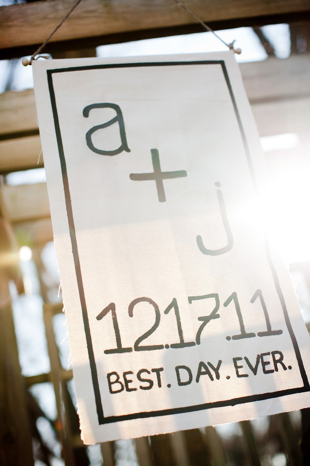 Our DIY December Barn Wedding Top 10 Wedding Tips