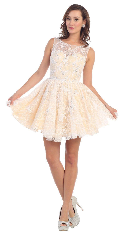 Short Homecoming Prom Dress 2018   Vintage shorts, Homecoming and Sassy