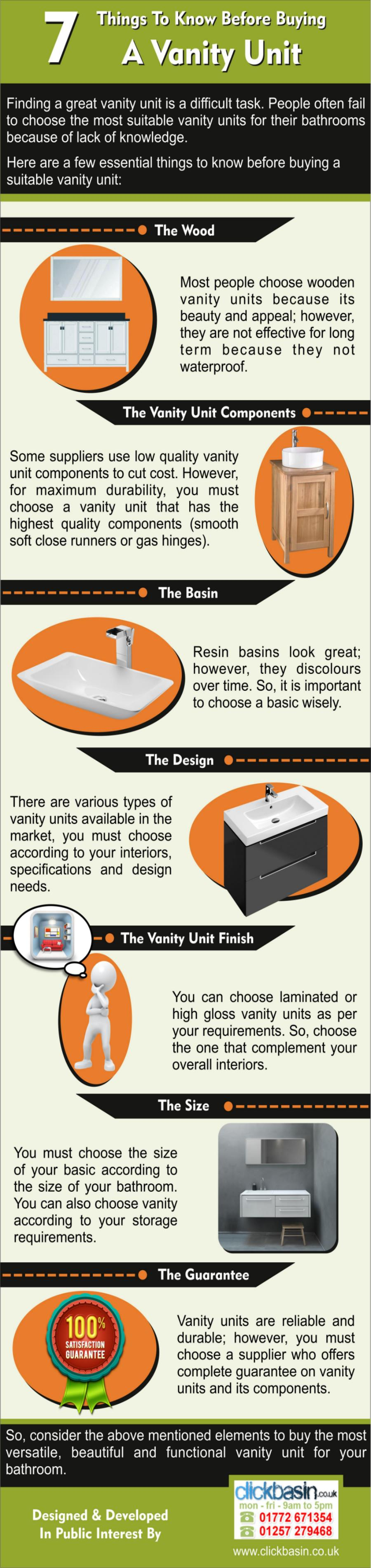 Quality vanity units bathroom - Finding A Great Vanity Unit Is A Difficult Task People Often Fail To Choose The