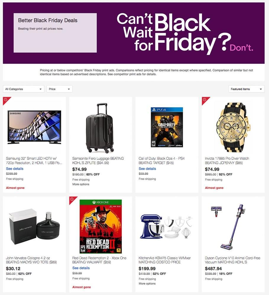 Ebay Black Friday 2018 Ads Scan Deals And Sales See The Ebay Black Friday Ad 2018 At 101blackfriday Com Find The Best 2018 Black Friday Black Friday Ads Ebay