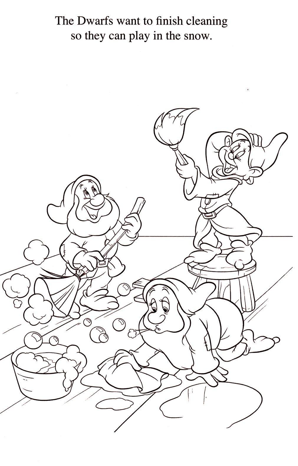 Disney coloring pages shake it up - Disney Coloring Pages Photo
