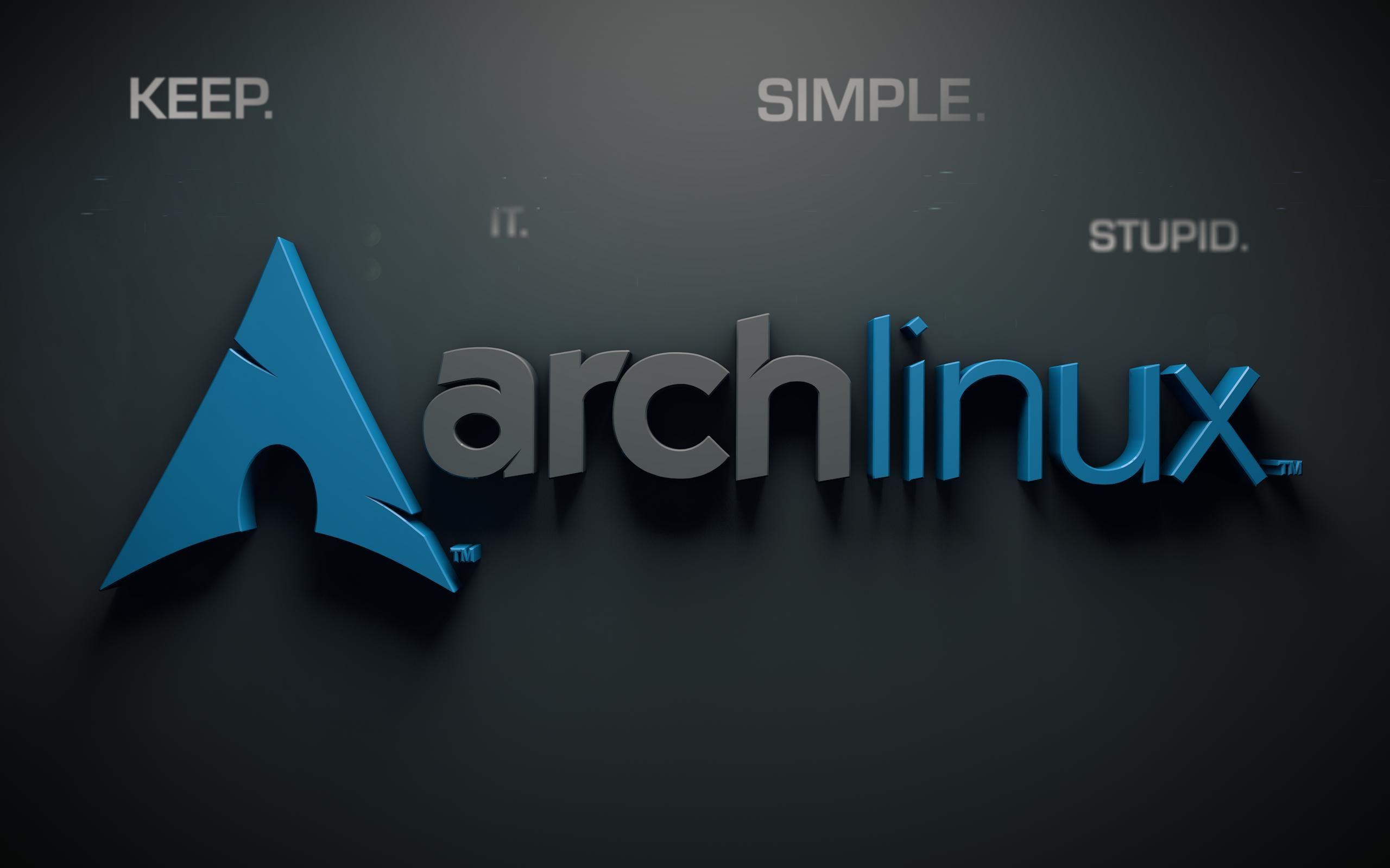 Arch Linux HD desktop wallpaper High Definition Fullscreen