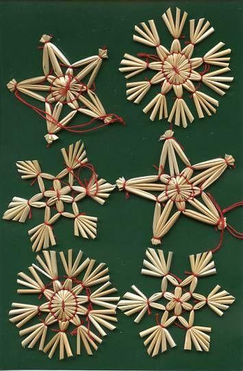 Scandinavian Christmas Ornaments