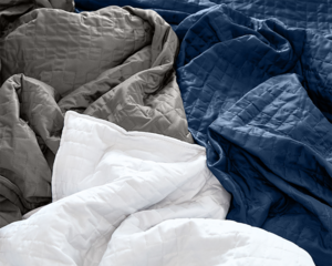 The New Cooling Blanket Gravity Blanket The Weighted Blanket