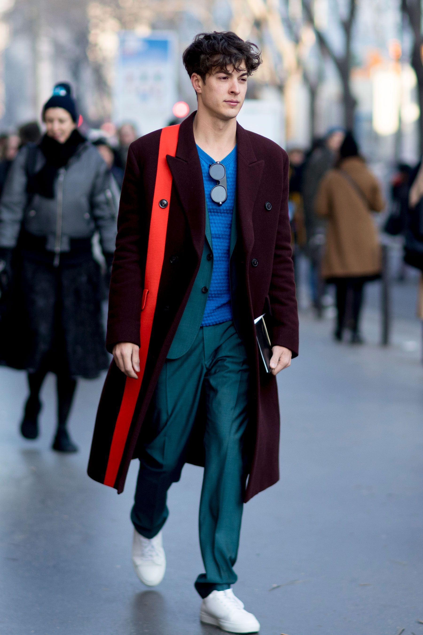 Paris Men 39 S Fashion Week Street Style Day 4 Fall 2017 Men 39 S Style Pinterest Street Styles