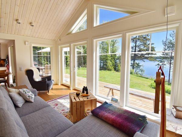 Wohnzimmer (mit Bildern) Schwedenhaus, Urlaubsparadies