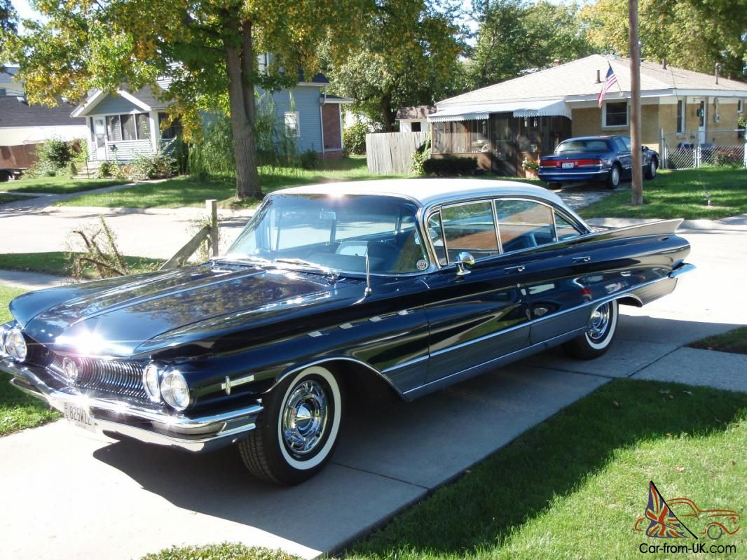 1960 buick 225 classic like new unrestored | cars | Pinterest ...