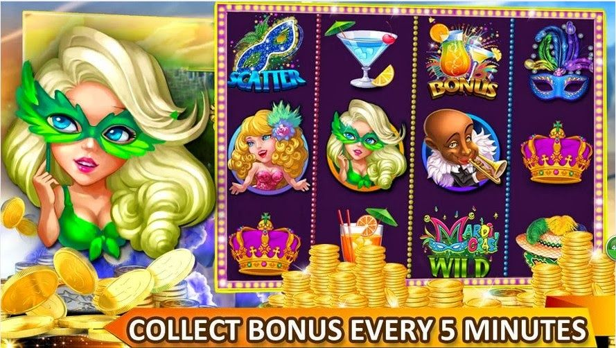 Best 5 Free Casino Slot Games for Android Slots games