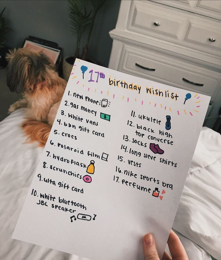 VSCO - relatablemoods | vsco | Birthday gifts, Birthday