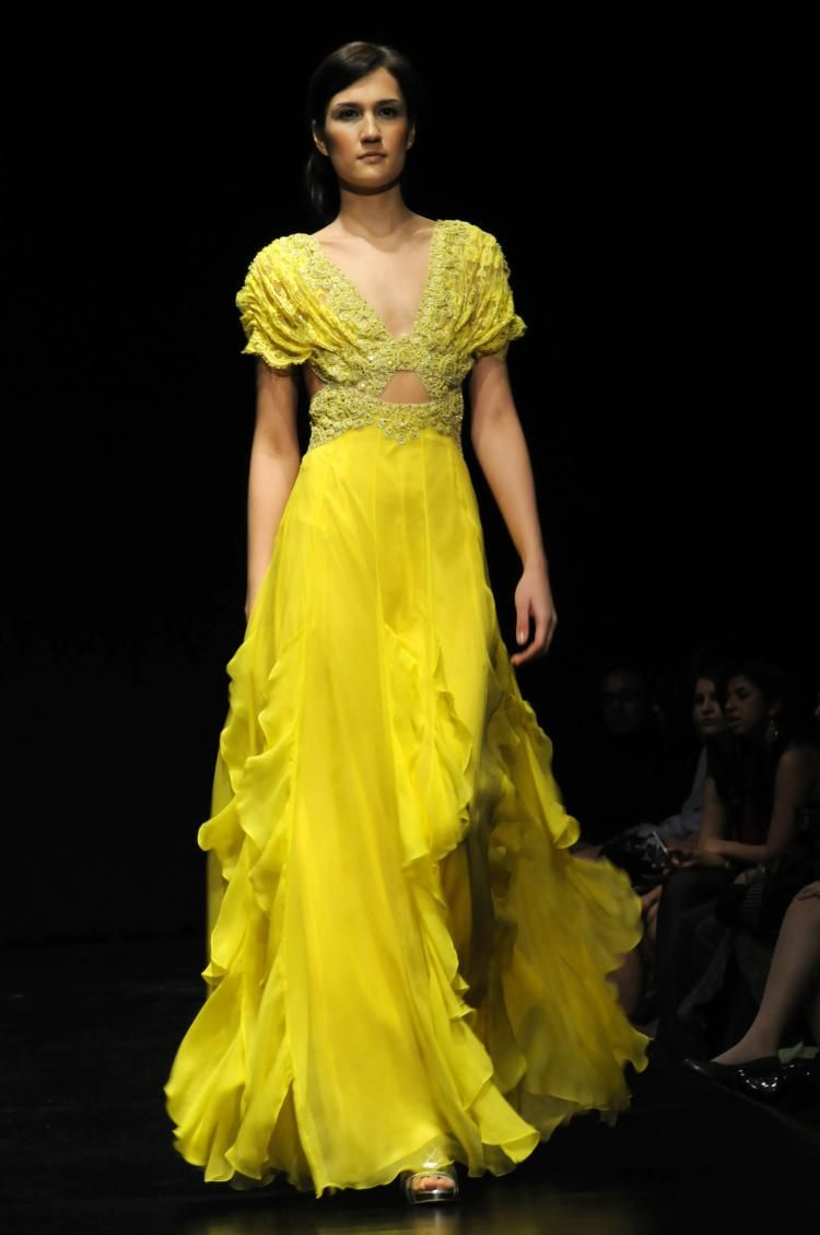 Dany atrache indumentaria u cia pinterest neon gowns and