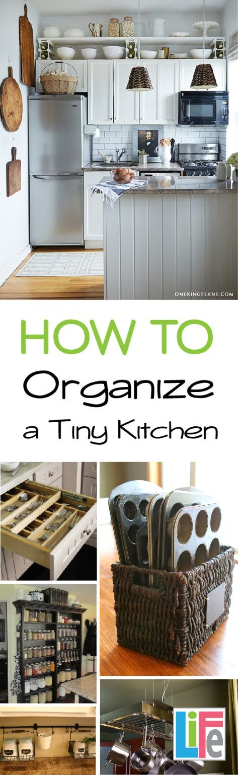 No matter what the rest of your house looks like, it always seems that friends and family tend to mingle in the kitchen. It is the default gathering place in our home, which means it is always the first place to catch clutter, and the last place to get picked up at the