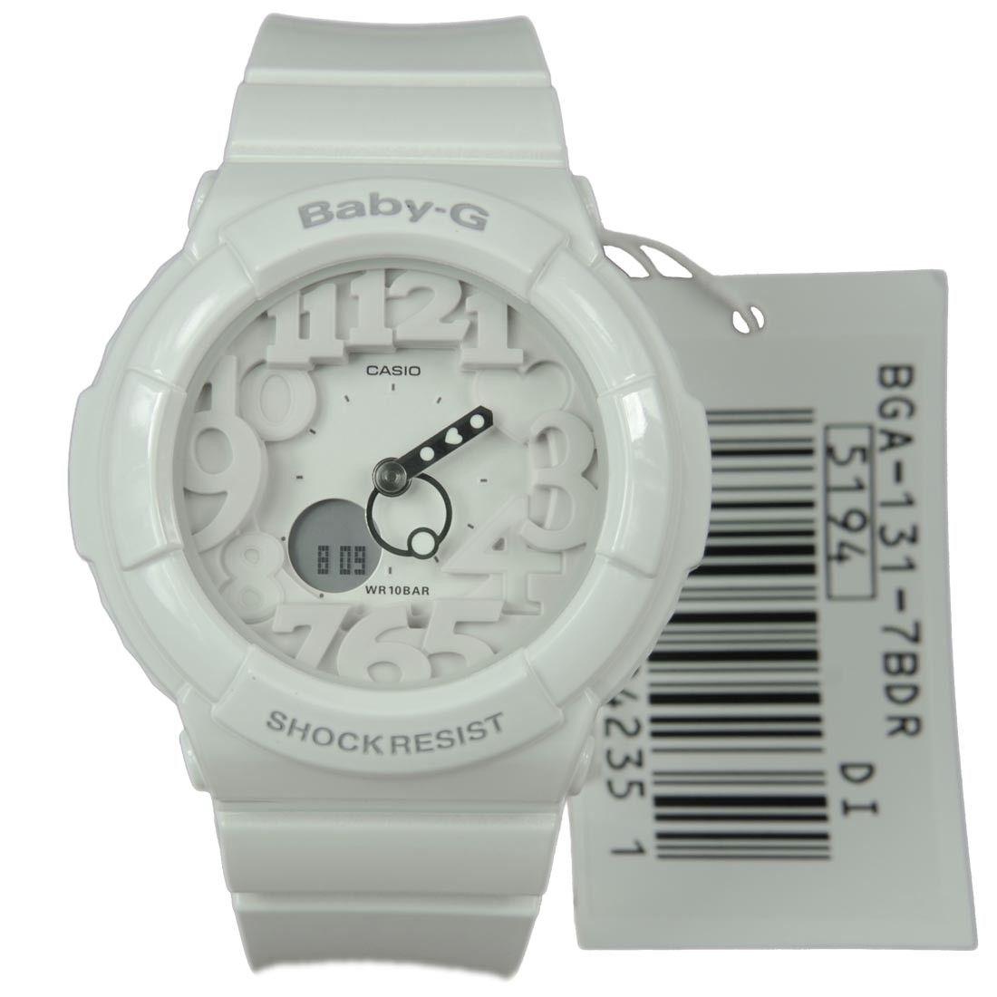 Casio Babyg Illuminator Watches Bga1607b2 Bga160 Stuff To Baby G Bga 210 7b3 White Neon Alarm Watch 131 7b Bga131