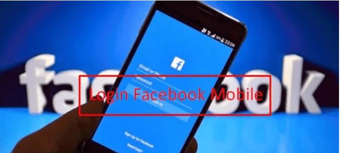Mobile Facebook Login Procedure Facebook Mobile Log In Or Sign Up Mobile Login Facebook Login Mobile Facebook Mobile App
