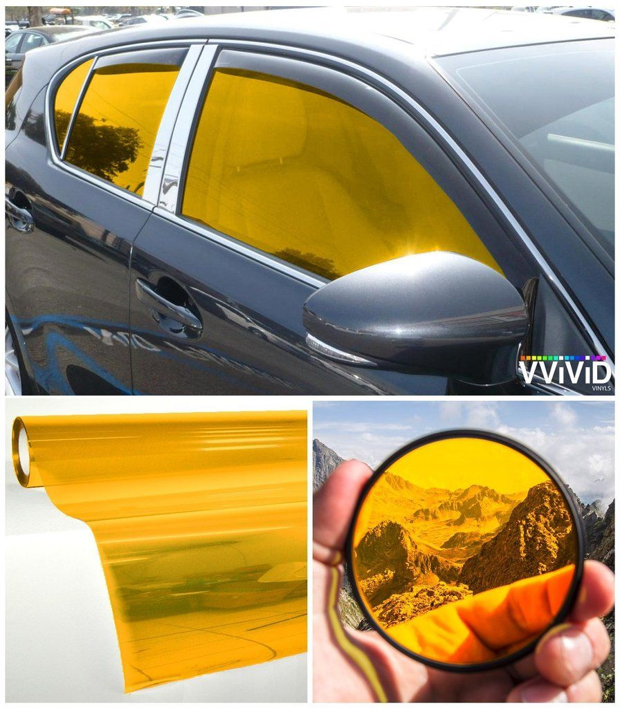 How To Tint A Front Car Window