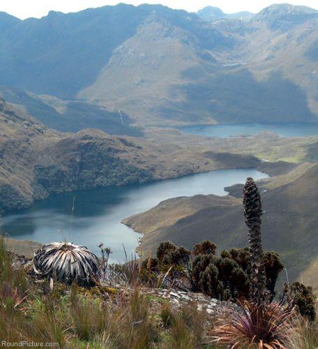 Cajas Ecuador Paisajes Ecuador Parques Nacionales Ecuador