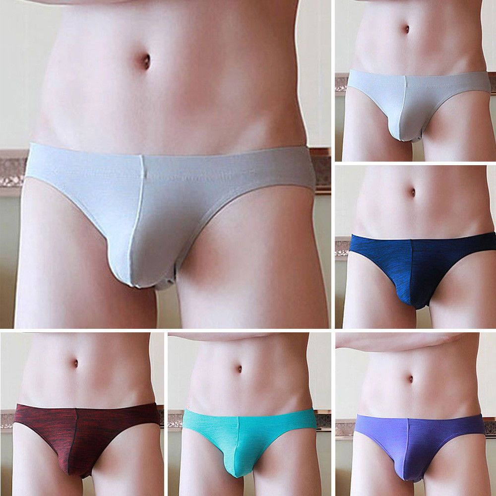 84660da32a51 Men's Underwear Underpants Low Waist Triangle Knickers Briefs Trunks  Lingerie #fashion #clothing #shoes #accessories #mensclothing #underwear ( ebay link)
