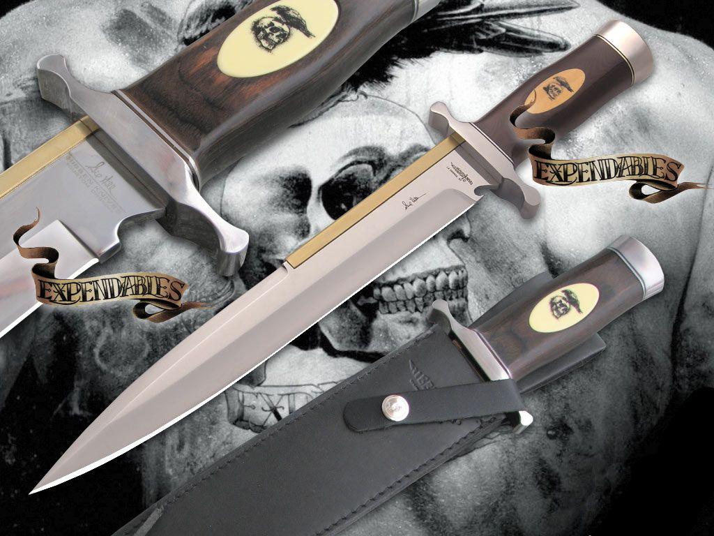 cuchillo los mercenarios 2 (the expendables 2). hibben toothpick