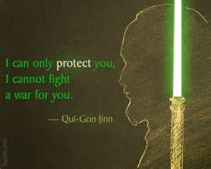 Qui Gon Jinn Quotes Yahoo Image Search Results