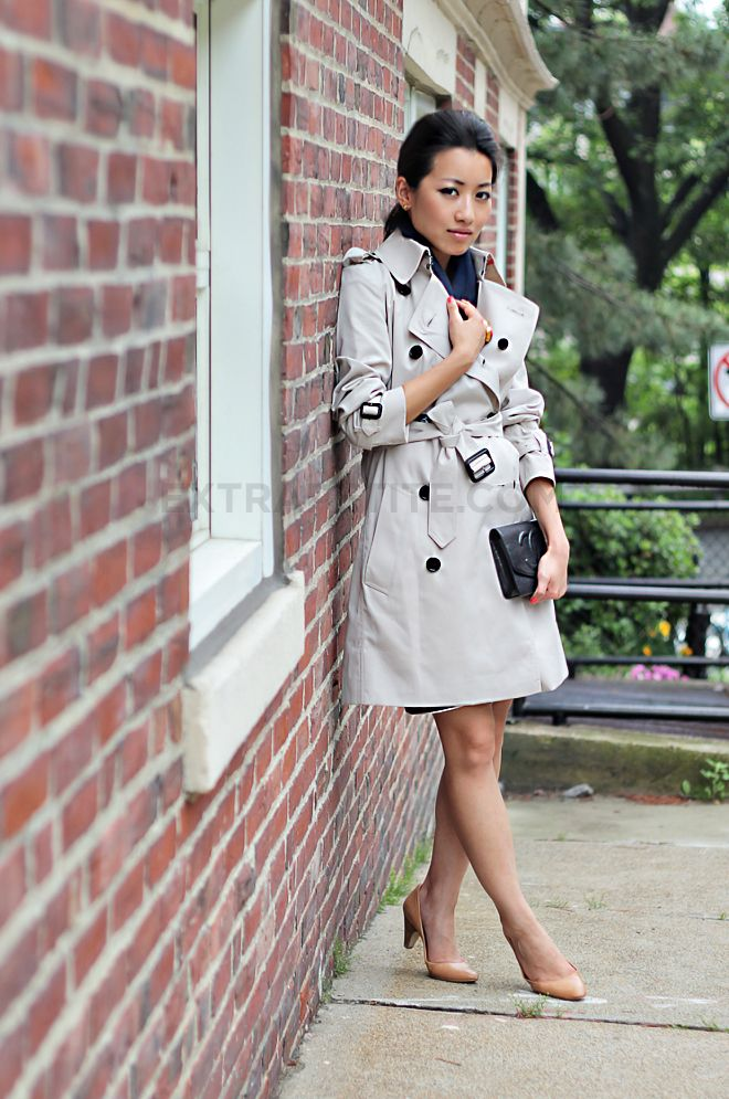 1000  images about Petite Trench coat on Pinterest | Coats Oscar