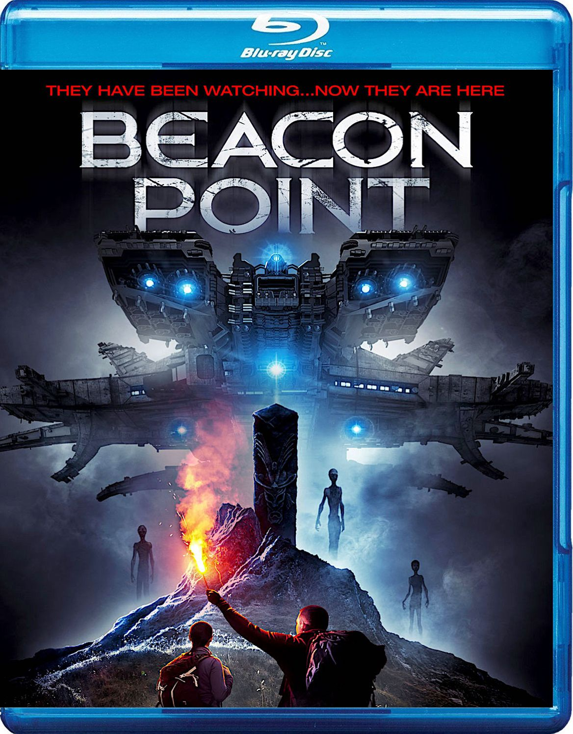 BEACON POINT BLURAY (UNCORK'D ENTERTAINMENT) (With images