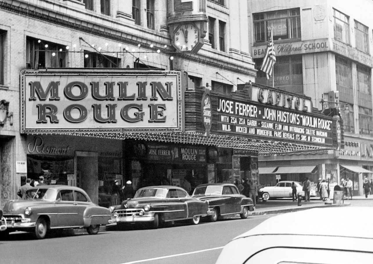 10.Capitol Theatre17.May 1953 /During the early 1950s