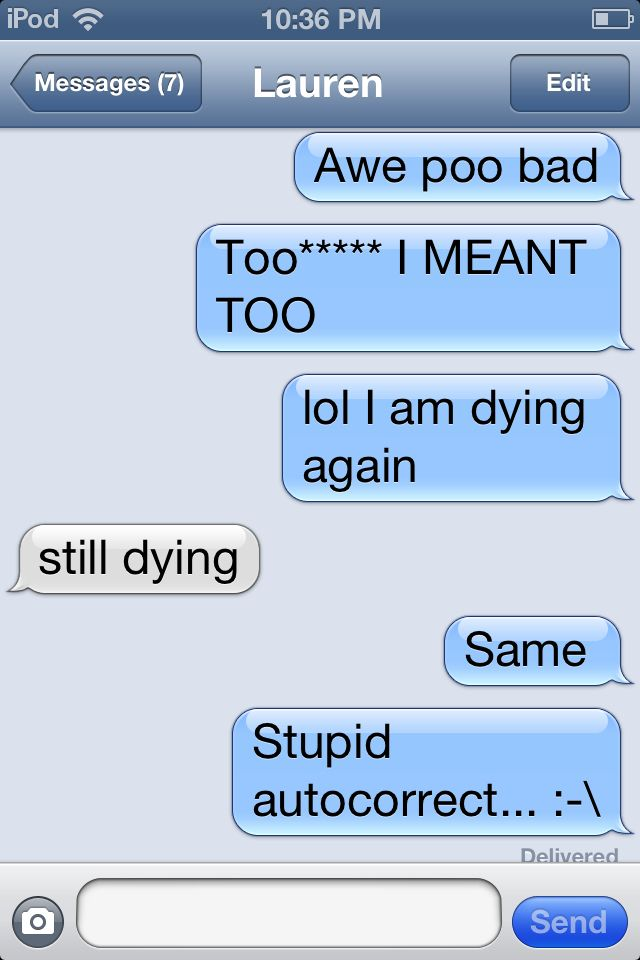 lol autocorrect fail!! | Autocorrect **clean** | Pinterest ...