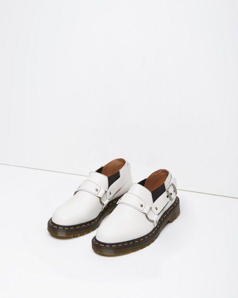 Comme des Garçons Comme des Garçons | Dr Martens Harness Shoe | La Garçonne