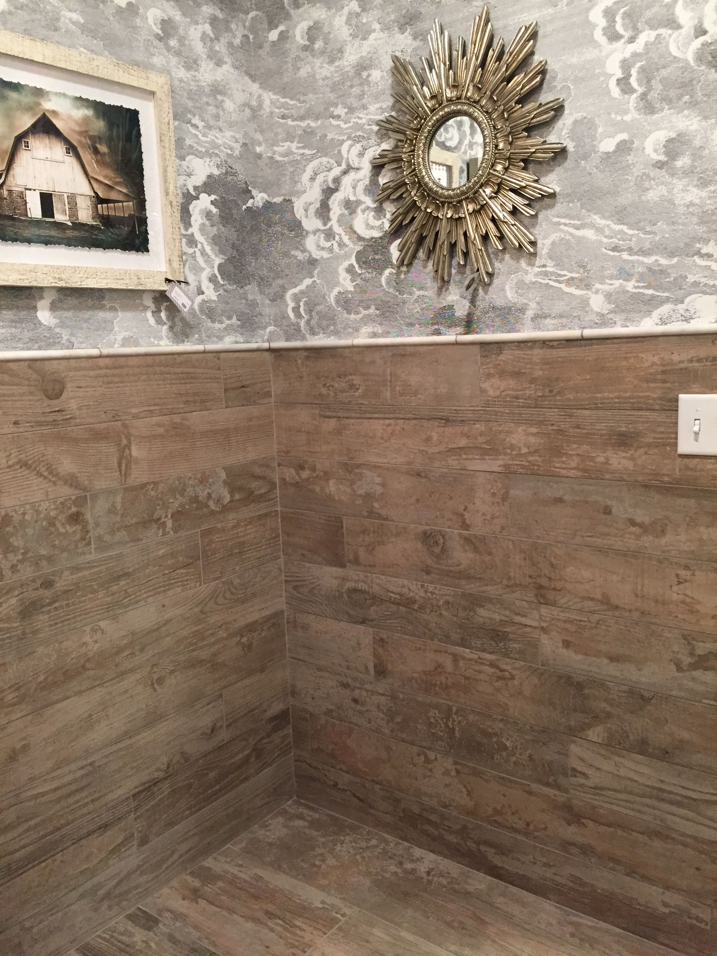 Season Wood Tile X And X Color Redwood Grove By Daltile - Daltile oakland