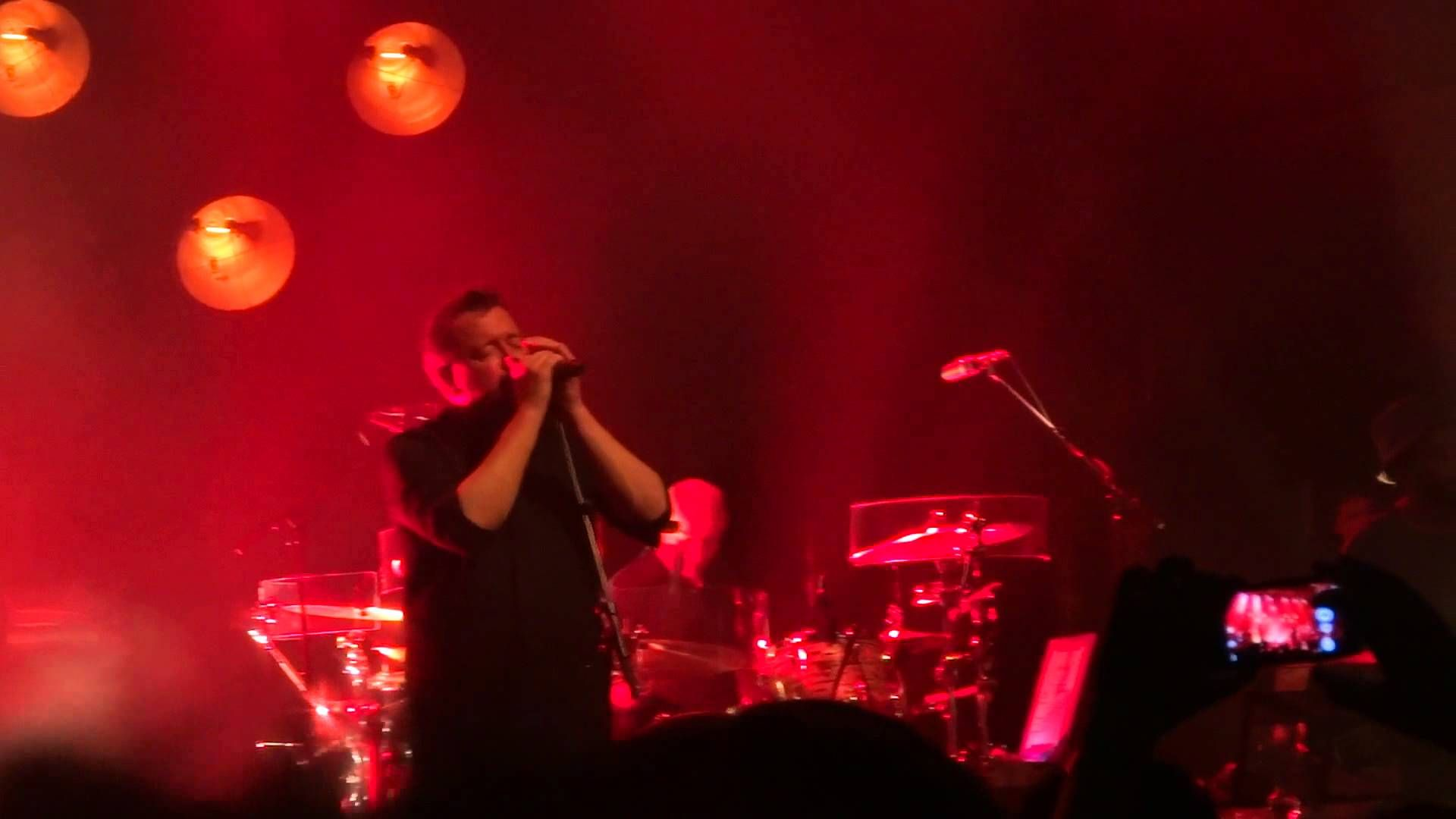 Elbow - Scattered Black And Whites (live) - Wien / Vienna - 2014