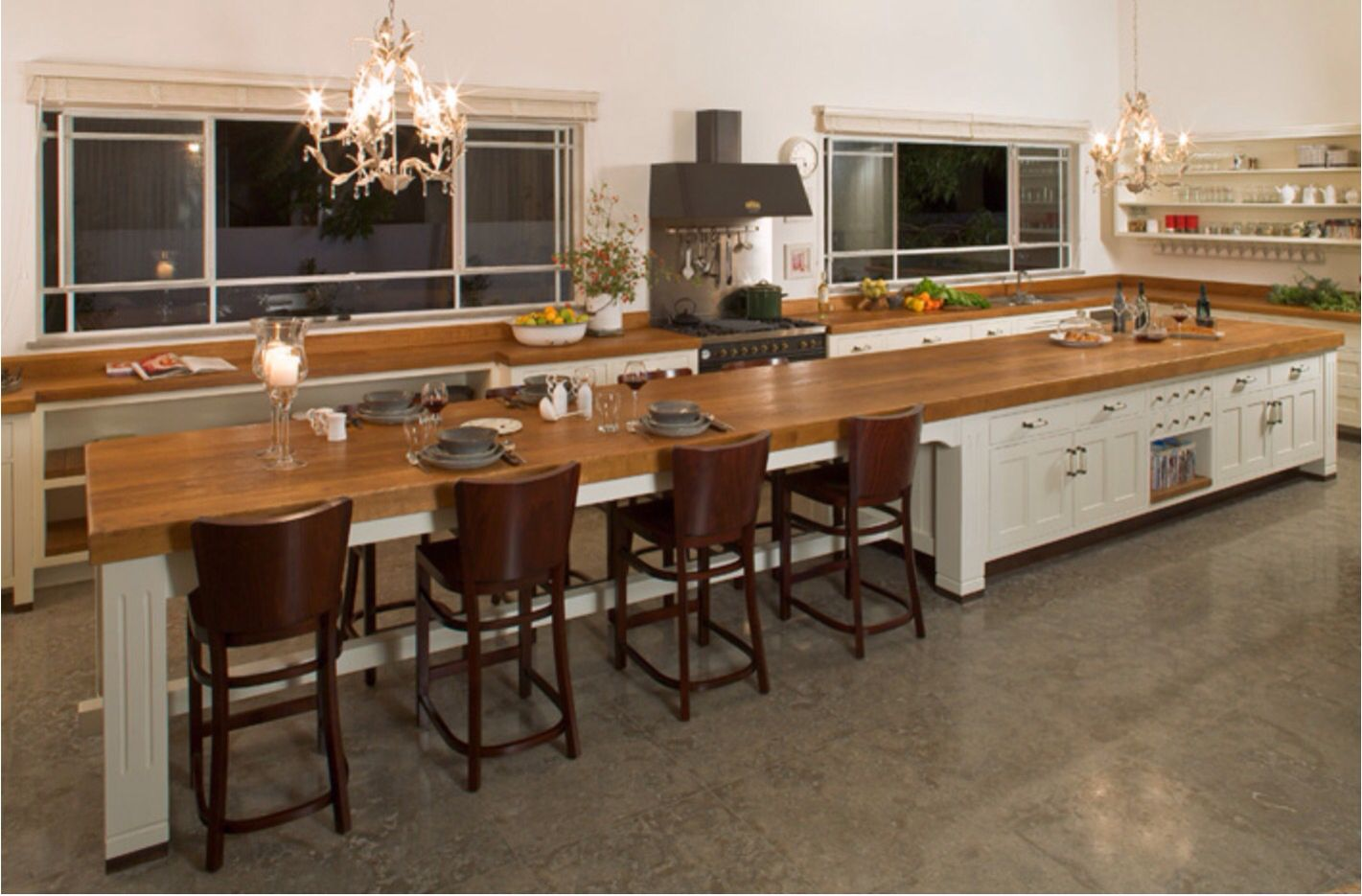 Wood, Long Island Kitchen design small, Narrow kitchen