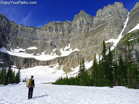 Iceberg Lake Trail, Glacier National Park | Montana~Home
