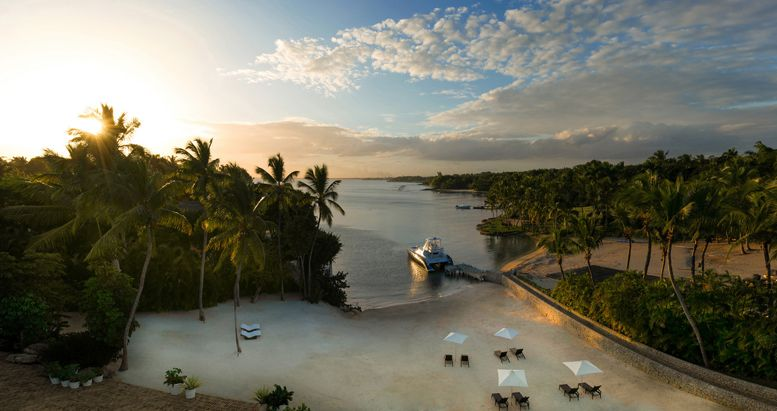 Amazing view from a Luxury mansion in Casa de Campo, Dominican Republic