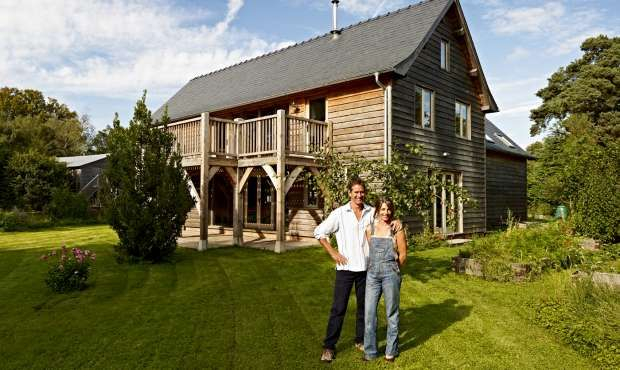low cost self-build | homebuilding & renovating | for the home