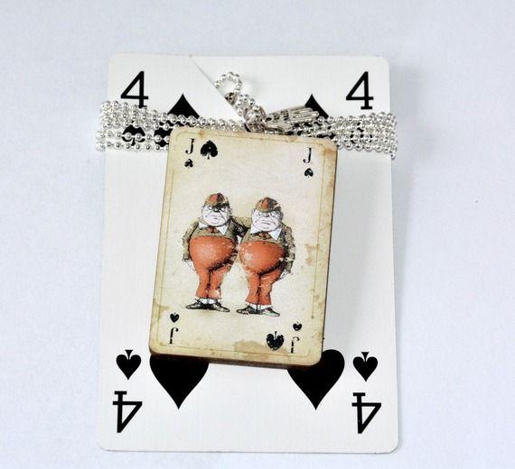 Risultati immagini per alice in wonderland fan art pinco panco e panco pinco