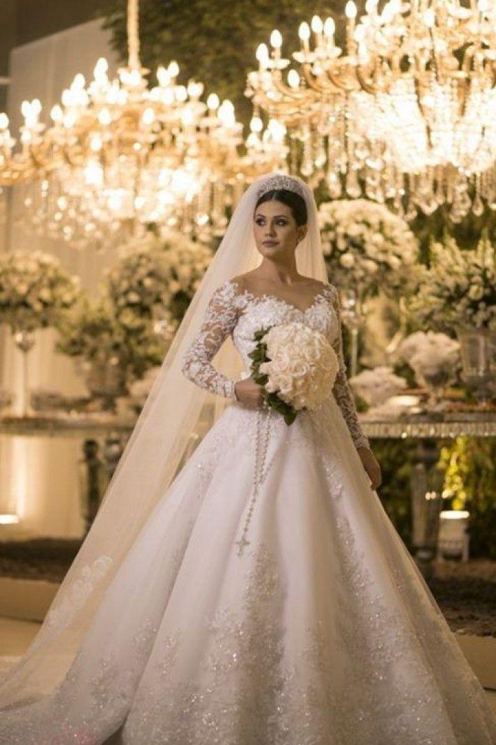 Resultado de imagen para vestidos de boda corte princesa tumblr   My ...