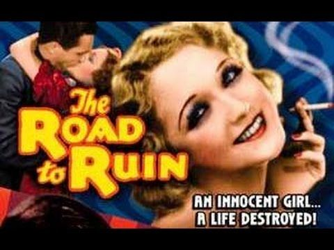 The Road to Ruin (1934) - YouTube