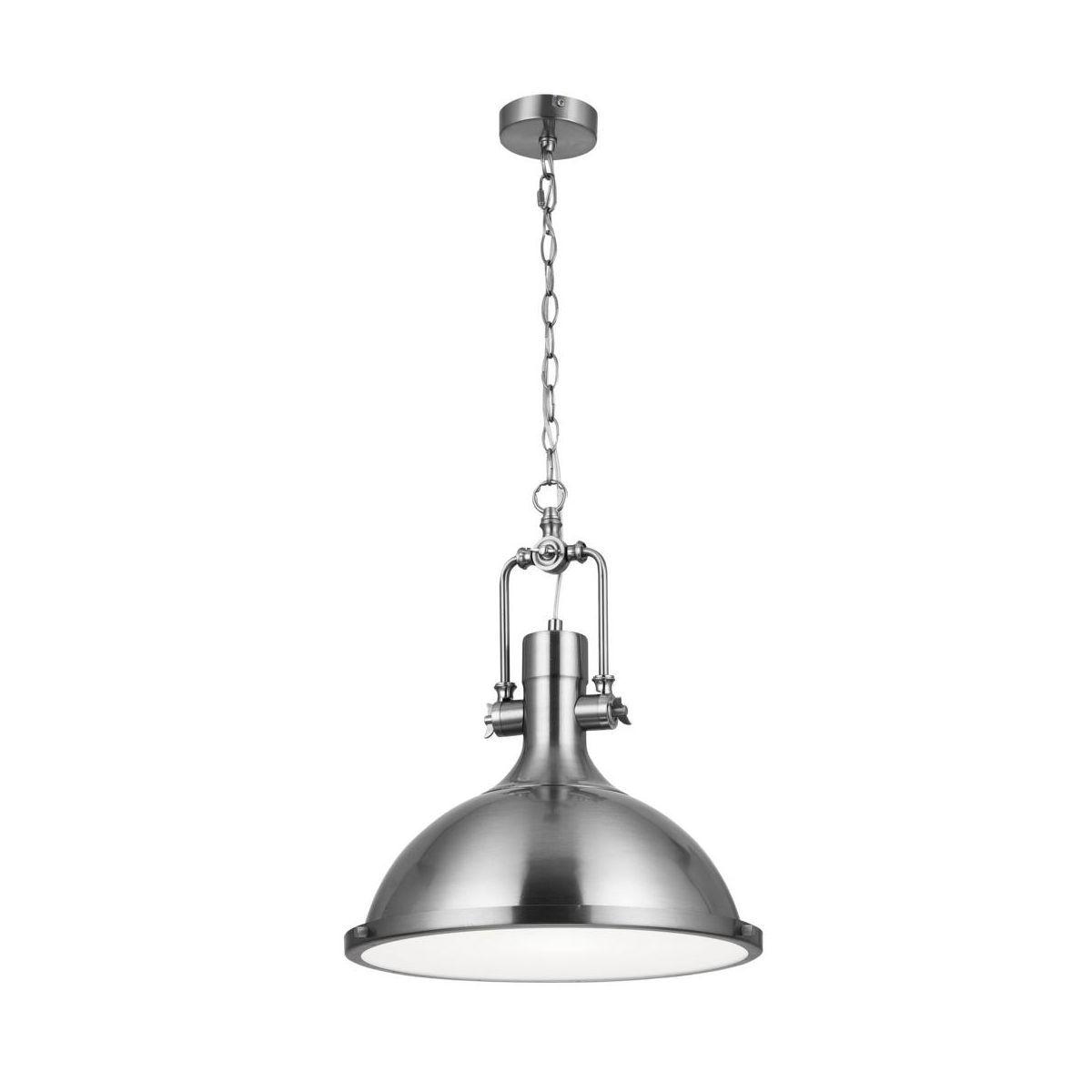 Lampa Wiszaca Milton Srebrna E27 Reality Zyrandole Lampy Wiszace I Sufitowe W Atrakcyjnej Cenie W Sklepach Leroy Merlin Pendant Light Ceiling Lights Light