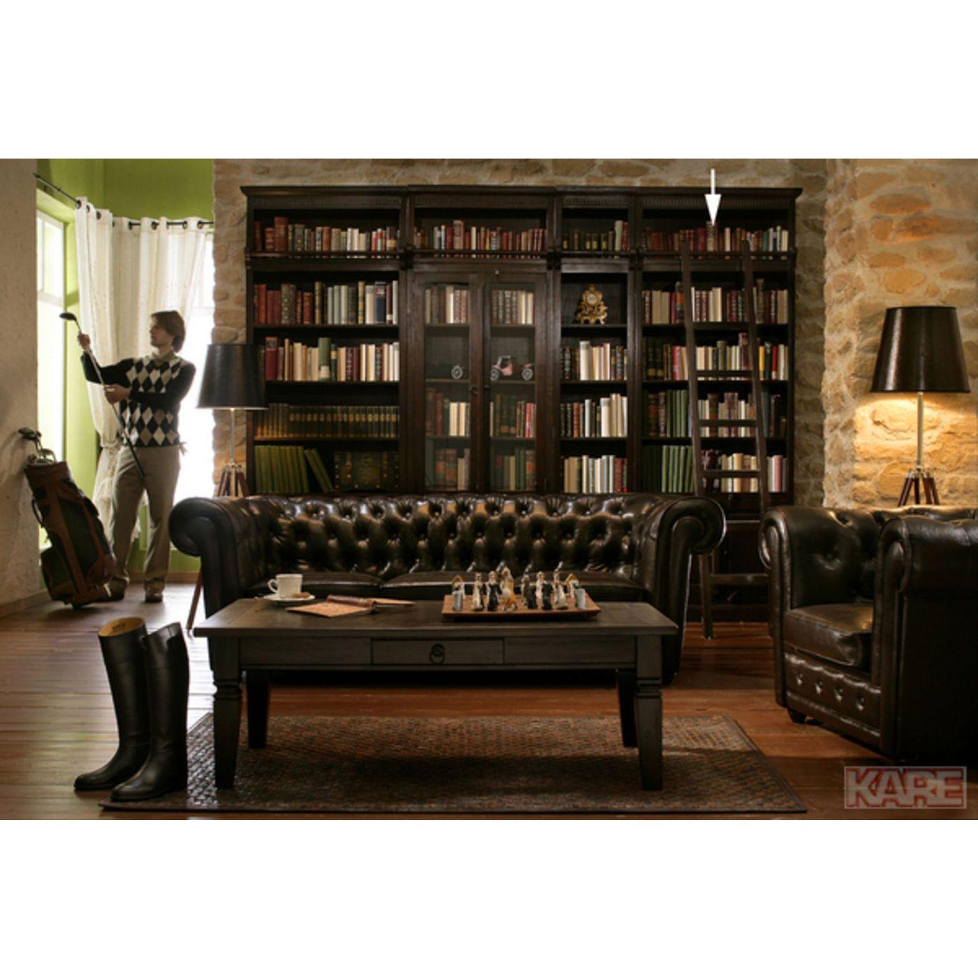 Cabana Bibliothek breit