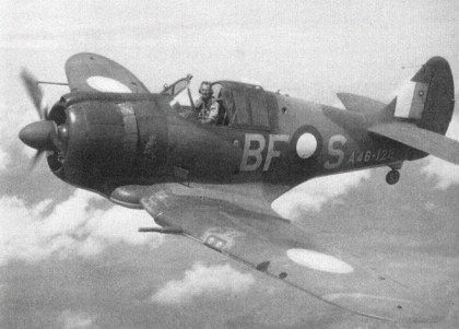 """CAC Boomerang BF*S """"Australia's answer to the threat of the Japanese-AT6 centre section stuck to the biggest radial we had. Not a good dog-fighter but amazing at low-level, and flown by pilots that were beyond brave. Love it."""" KB"""
