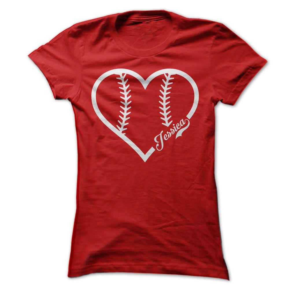 Jessica Baseball Love Check more at http://sunfrogcoupon.com/2016/12/19/jessica-baseball-love/