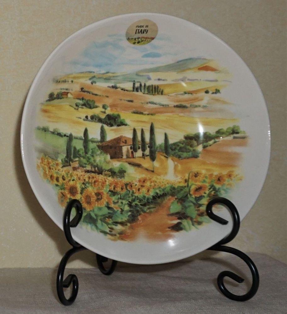 NWT~ VALORI HOME MADE in ITALY ~ TUSCANY ~ PASTA SOUP SALAD or & NWT~ VALORI HOME MADE in ITALY ~ TUSCANY ~ PASTA SOUP SALAD or ...