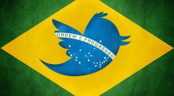 """خسارة البرازيل في كأس العالم تهدي """"تويتر"""" رقماً قياسياً جديداً"""