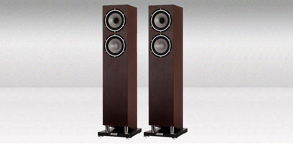 Tannoy Xt 6f B Stock Dark Walnut B Stock Lager Hifi