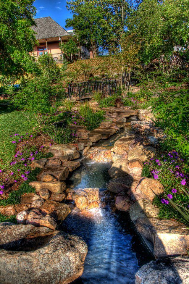 Secret Garden: Beau Jardin- Natchitoches, LA