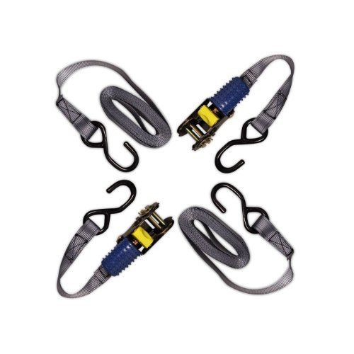 Iit 74683 Ratchet Tie Down With Round Handles 1 Inch X 15 Feet 2 Piece By Iit 12 99 Keep Your Important Equipment Small Motorcycles Take That Stuff To Buy