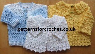 ca6a197e222b Free baby crochet pattern e-book.